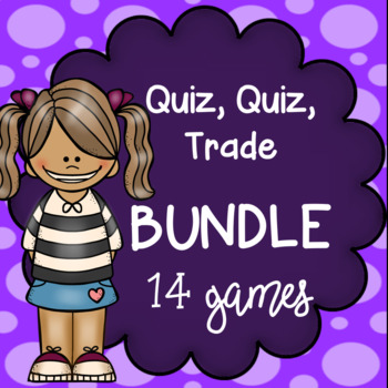 Get Kids Moving with 10 Different Quiz-Quiz-Trade Games -