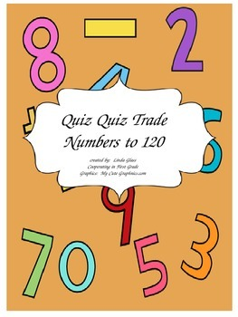 Quiz Quiz Trade Numbers to 120