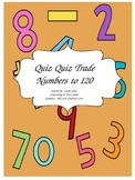 Quiz Quiz Trade Numbers to 120