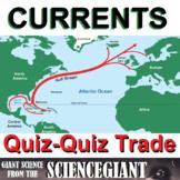 Quiz-Quiz Trade: Oceans and Currents