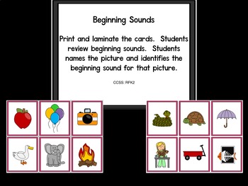 Quiz Quiz Trade Review Games! A Letters, Sounds and Math Creation!