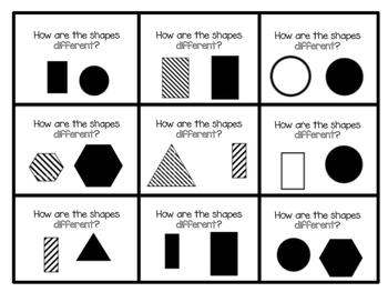 Quiz Quiz Trade: Shapes