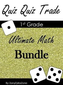 Quiz Quiz Trade Ultimate Math Bundle