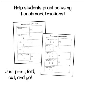 Quiz, Quiz, Trade: Using Benchmarks to Compare Fractions