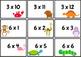 Quiz Quiz Trade Multiplication (x3, x6, x9)
