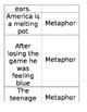 Quiz Quiz trade( Figurative Language)