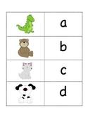 Quiz Quiz Trade Beginning Sounds Cards
