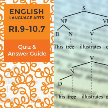 RI.9-10.7 – Quiz and Answer Guide