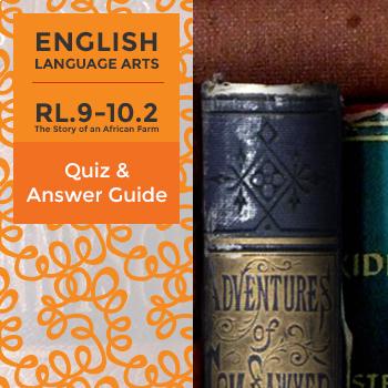 Quiz: RL.9-10.2