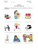 Quiz: Regular ER and IR verbs in the present tense (Spanish)