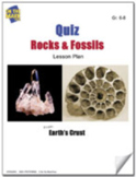 Quiz Rocks and Fossils Lesson Plan