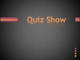 Quiz Show-The Great Depression