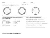 Quiz: Time in Spanish