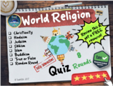 Quiz: World Religion Quiz