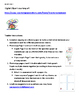 Quiz and Test Corrections & Reflection for Math Classes & Math Tutors