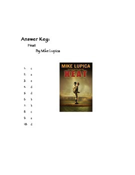 heat mike lupica discussion questions