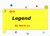 Quiz for Legend by Marie Lu