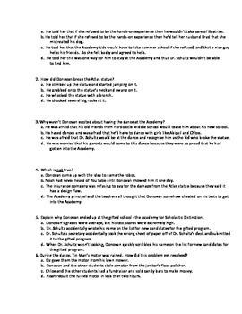 Quiz for Strawberry Girl by Lois Lenski