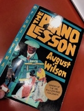 Quiz on Act I, scene 1 of August Wilson's The Piano Lesson