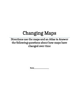 Quiz on Changing Maps