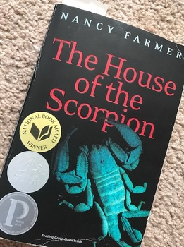 Quiz on Chapters 1-3 of Nancy Farmer's The House of the Scorpion