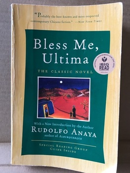 Quiz on Chapters 11-12 of Rudolfo Anaya's Bless Me, Ultima
