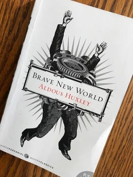 Quiz on Chapters 16-17 of Aldous Huxley's Brave New World