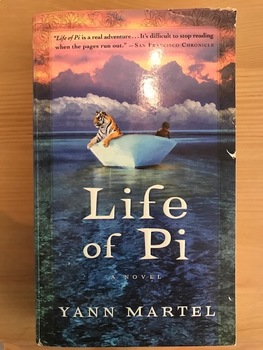 Quiz on Chapters 6-15 of Yann Martel's Life of Pi