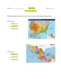 Quiz on Geography Basics