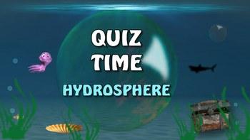 Quiz on Hydrosphere