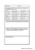 Quiz on Integer Operations