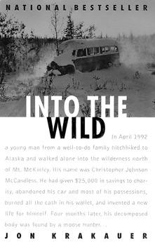 Quiz on Jon Krakauer's Into the Wild