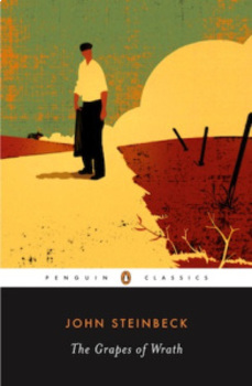 Quiz on chapters 1-13 of The Grapes of Wrath