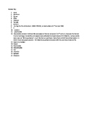 Quiz on monotheistic religions and vocab -world history -world religions