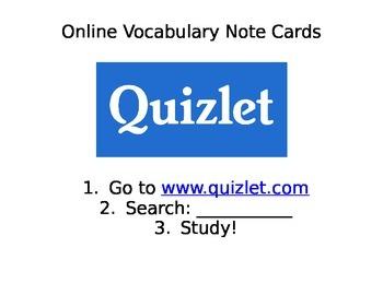 Quizlet Banner