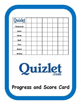 Quizlet Worksheets & Teaching Resources | Teachers Pay Teachers