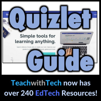 Quizlet Study Tools Guide Flash Cards