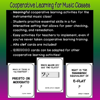 Cooperative Learning for Music Classes - Quizuoso - Sonatina Edition