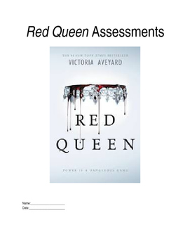 Quizzes for Red Queen