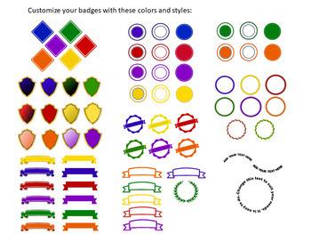 Quizziz Open Badges