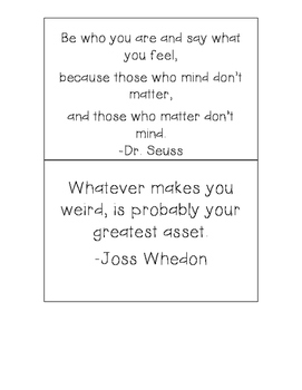Quotation Cards