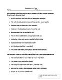 Quotation Mark Assessment