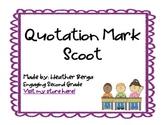 Quotation Mark Scoot