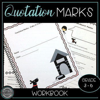 Quotation Marks:  Proofreading and Creative Writing