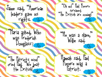 Quotation Marks Centers Bundle