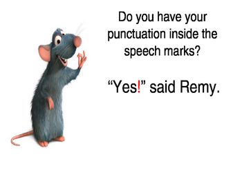 Quotation Marks Posters & Step-by-Step Guide for Grades 2, 3, 4, 5 & 6
