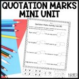 Quotation Marks Worksheets Activities and Games