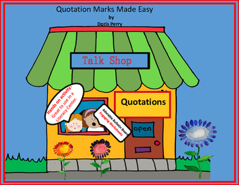 Quotation Marks  Talk Shop