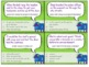 Quotation Marks and Dialogue Task Cards