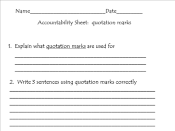 Quotation Marks: introduction & basic usage with Notebook 10
